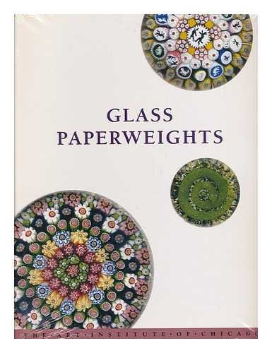 9780865590915: Glass Paperweights in the Art Institute of Chicago