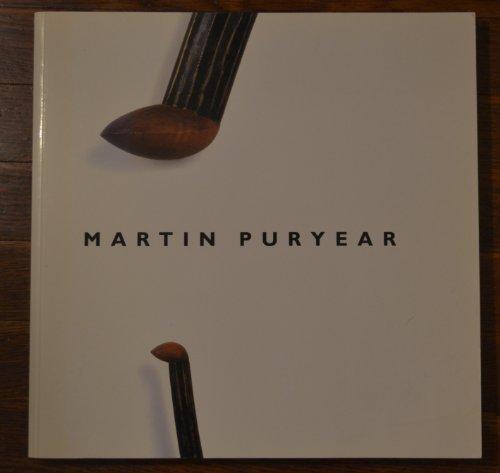 9780865590922: Martin Puryear