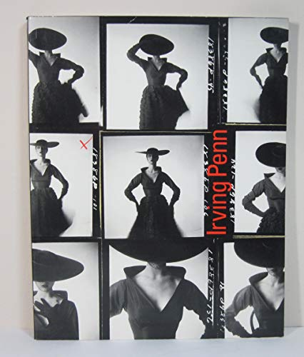 9780865591523: Irving Penn: Career in Photography