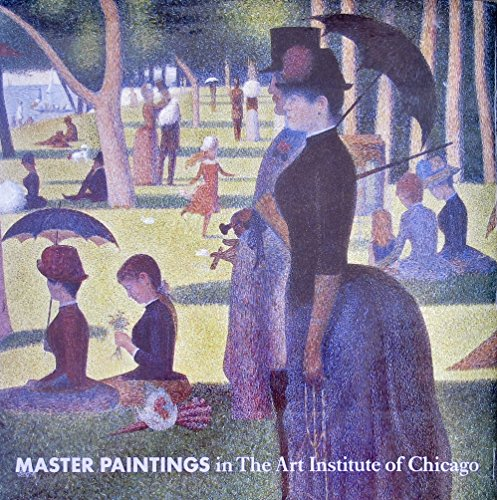 9780865591554: Master Paintings in The Art Institute of Chicago