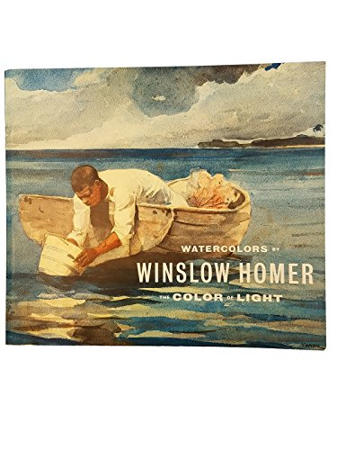 9780865592261: Watercolors by Winslow Homer: The Color of Light
