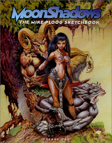 9780865620087: Moonshadows: The Mike Ploog Sketchbook, Volume One