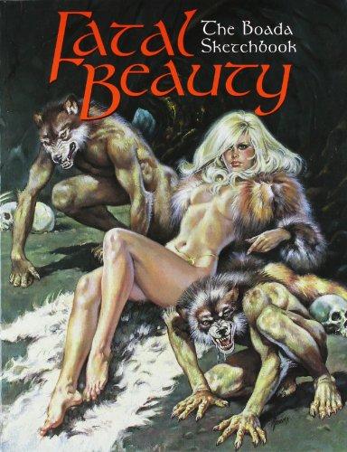 9780865620209: Fatal Beauty : The Boada Sketchbook, Volume One (v. 1)