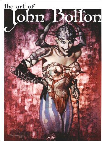 9780865620476: The Art of John Bolton