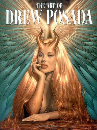 9780865620582: The Art of Drew Posada