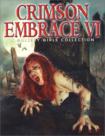 9780865620698: Crimson Embrace 6 - A Gallery Girls Book (Gallery Girls Collection)