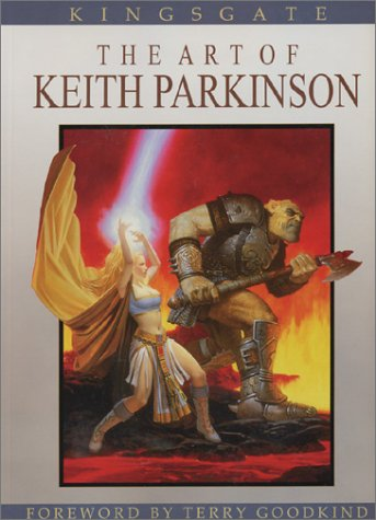 9780865620902: Kingsgate: The Art Of Keith Parkinson