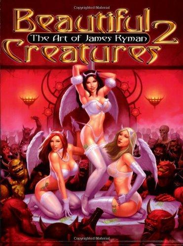 9780865620933: Beautiful Creatures Vol 2: Art of James Ryman