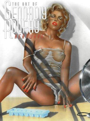 9780865621077: The Art of Gennadiy Koufay: Heatwave