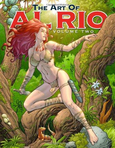 9780865621275: Art of Al Rio: v. 2