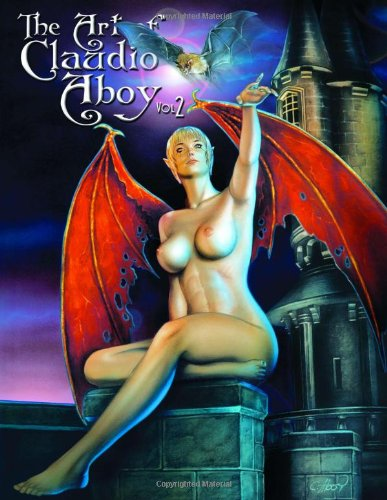 9780865621688: Art of Claudio Aboy Vol 2