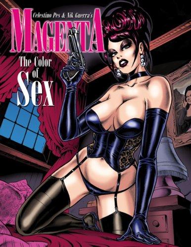 Magenta: The Color of Sex (Paperback): Celestino Pes