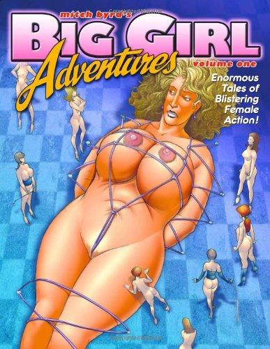 9780865622036: Big Girl Adventures, Volume 1 (Erotic Art)