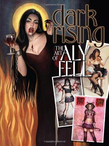 9780865622241: Dark Rising: The Art of Aly Fell