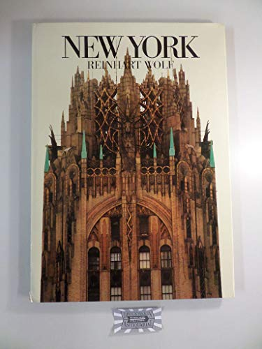 9780865650107: New York in photographs