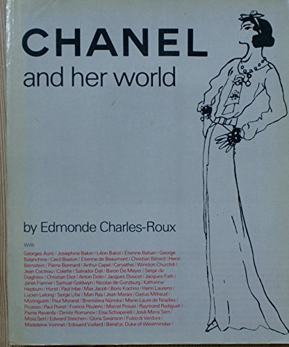 Chanel and Her World: Edmonde Charles-Roux