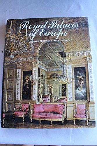 9780865650336: Burke's Royal Palaces of Europe