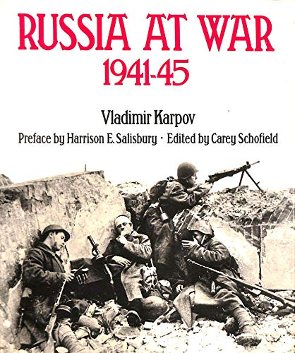 9780865650770: Russia at War, 1941-45