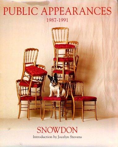 Public Appearances 1987-1991: Lord Snowdon