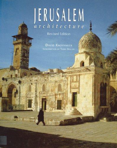 9780865651470: Jerusalem Architecture