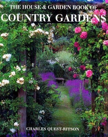 9780865651531: The House & Garden Book of Country Gardens