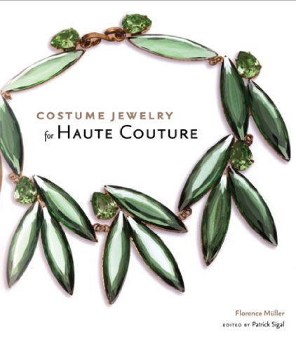 9780865651821: Costume Jewelry for Haute Couture
