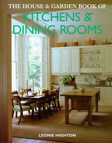 9780865652088: The House & Garden Book of Kitchens & Dining Rooms