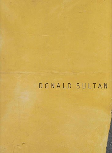 9780865652125: Donald Sultan: Theater Of The Object