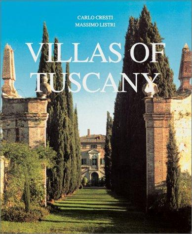 9780865652439: Villas of Tuscany