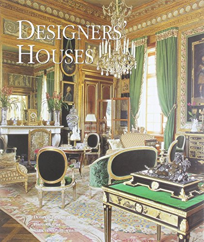 9780865652477: Designers' Houses