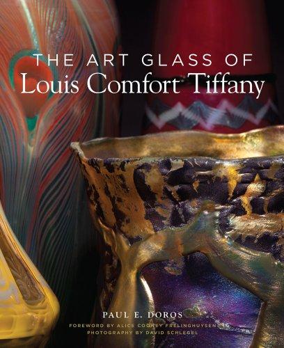 9780865653047: The Art Glass of Louis Comfort Tiffany