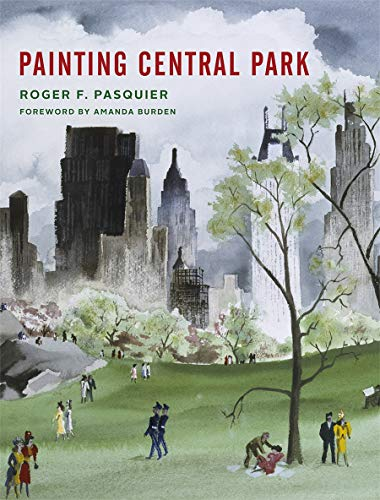 9780865653146: Painting Central Park