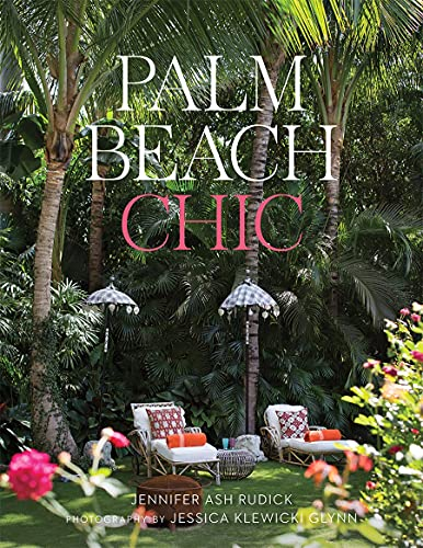 9780865653184: Tropical Chic: Palm Beach at Home