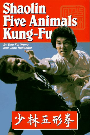 9780865680807: Shaolin Five Animals