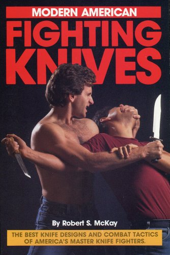 Modern American Fighting Knives (Unique literary books of the world): McKay, Robert S.