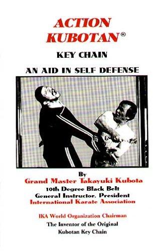 9780865681019: Action Kubotan Keychain an Aid in Self Defense