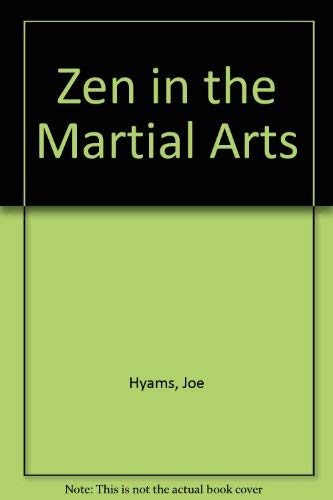 9780865681156: Zen in the Martial Arts