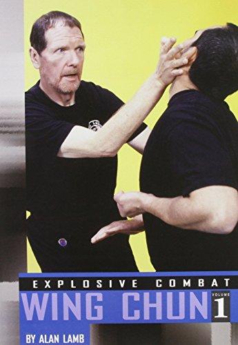 9780865682085: Explosive Combat Wing Chun (Vol 1)