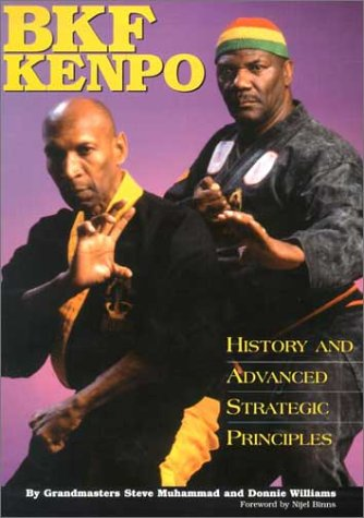 9780865682184: Bkf Kenpo: History and Advanced Strategic Principles