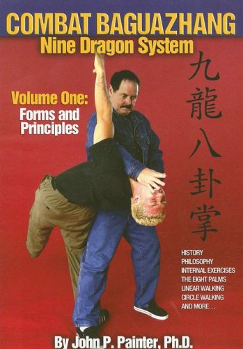 9780865682559: Combat Baguazhang Nine Dragon System: Forms and Principles