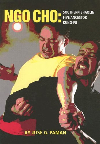 9780865682689: Ngo Cho: Southern Shaolin Five Ancestor Kung-Fu
