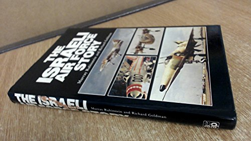 9780865684621: The Israeli Air Force Story