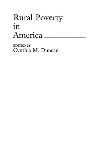 9780865690141: Rural Poverty in America