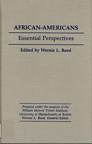 9780865692213: African-Americans: Essential Perspectives