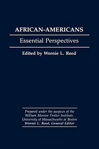 9780865692220: African-Americans: Essential Perspectives