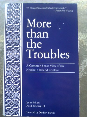 9780865710610: More Than the Troubles : A Common Sense View of the Northern Ireland Conflict