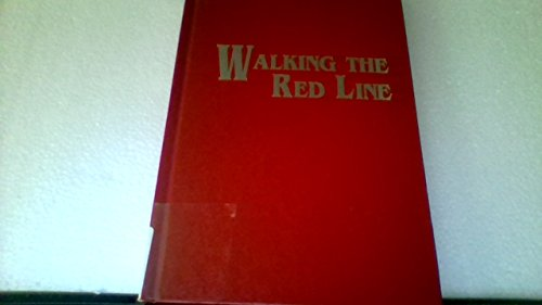 9780865712324: Walking the Red Line: Israelis in Search of Justice for Palestine