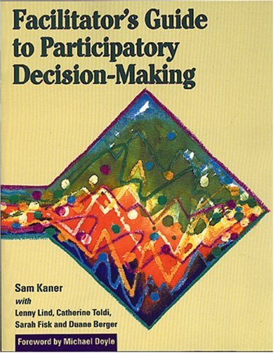 9780865713475: Facilitator's Guide to Participatory Decision-Making