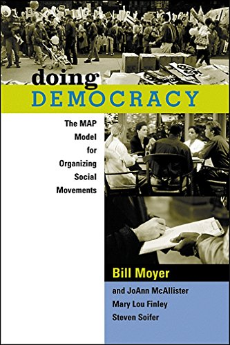 9780865714182: Doing Democracy: The MAP Model for Organizing Social Movements