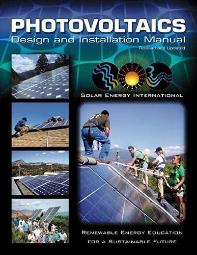 9780865715202: Photovoltaics: Design and Installation Manual